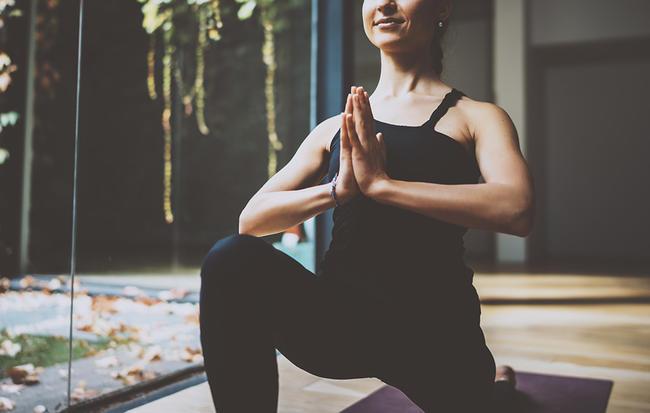Phòng tránh chấn thương khi tập yoga