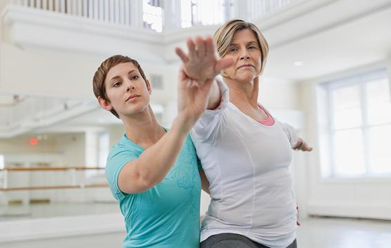 Tránh chấn thương khi tập yoga